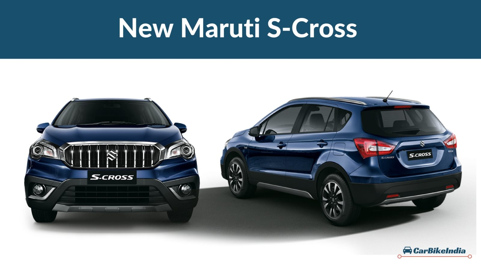 New Maruti S-Cross 2017