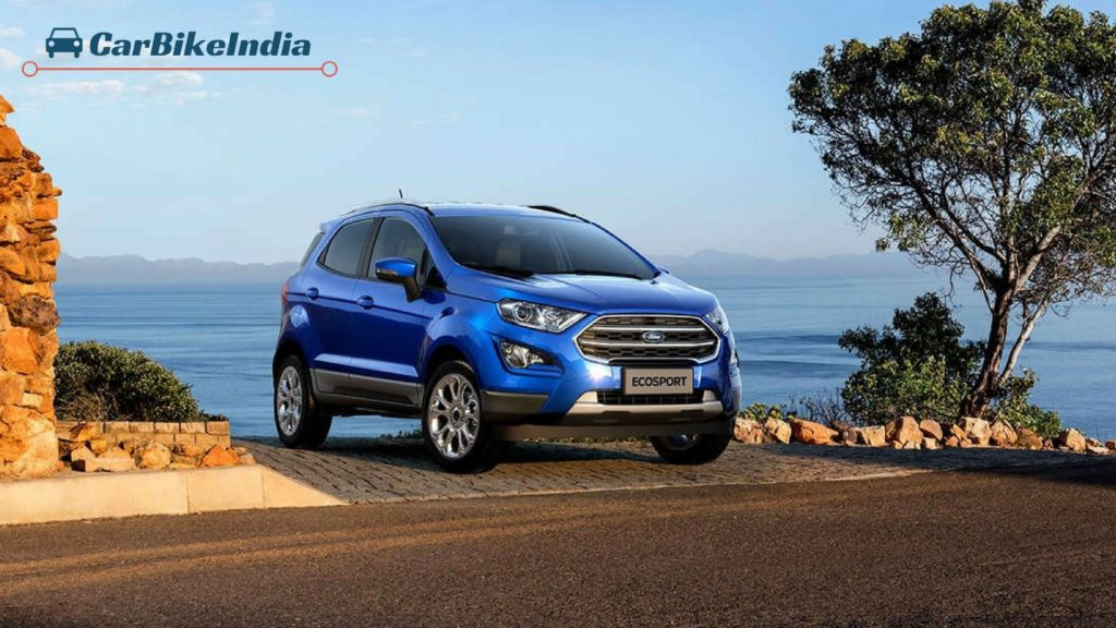 2017 Ford EcoSport Facelift Review