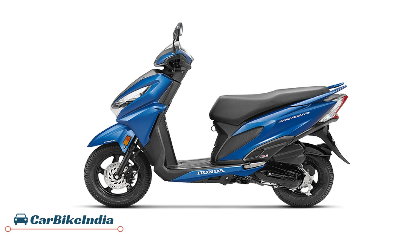 Honda Grazia Scooter Review cb