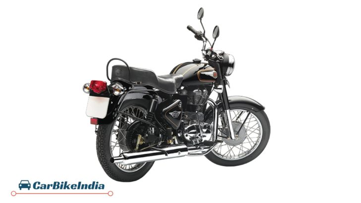 Royal Enfield Bullet 350 Engine Specifications