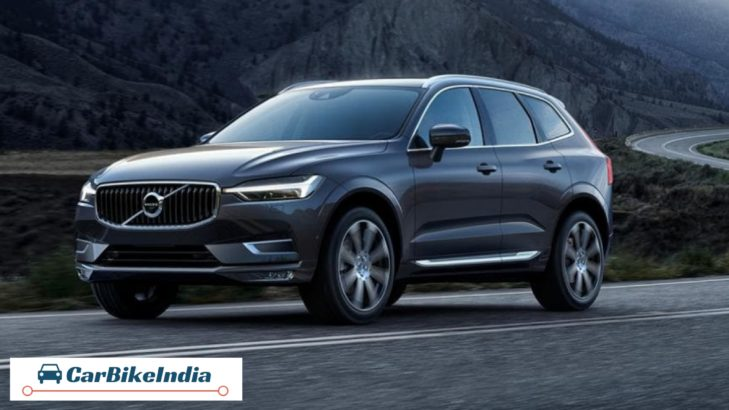 Volvo XC60 Launch Price Safety Features