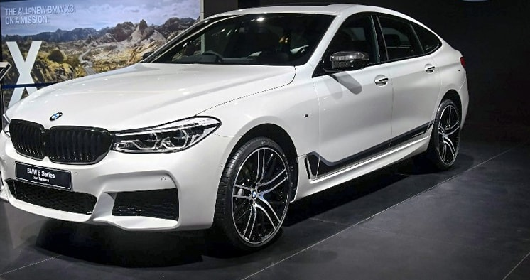 BMW 6-Series Gran Turismo Launched At Auto Expo 2018