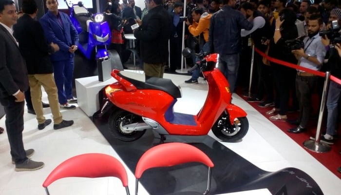 Flow Electric Scooter Launched In India
