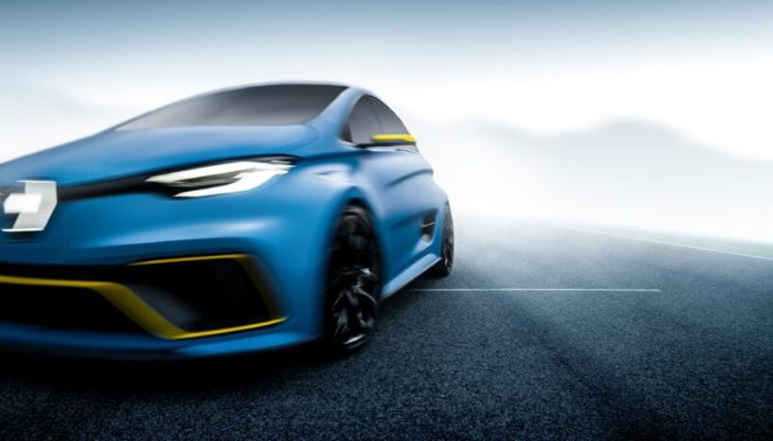 Renault Zoe hatchback Unveiled At the 2018 Indian Auto Expo