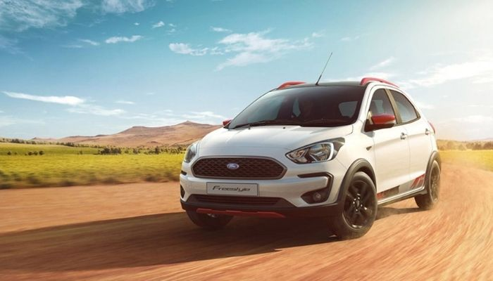 Ford Freestyle Ground Clearance