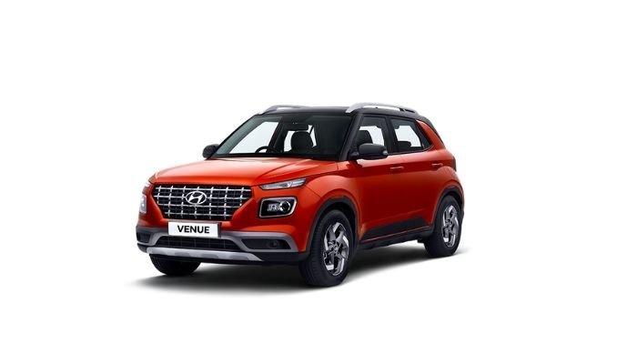 Hyundai Venue Ground Clearance