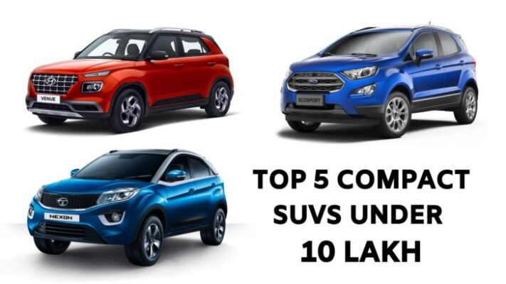 Best Compact SUVs in India