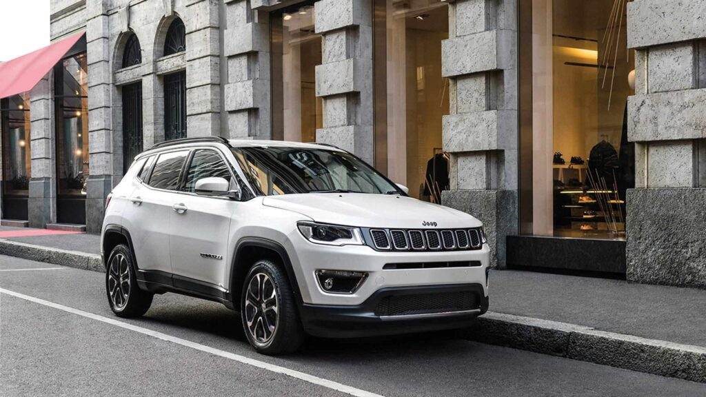 Jeep Compass Top 10 SUVs in India 2020