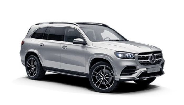 2020 Mercedes-Benz GLS SUV Launched