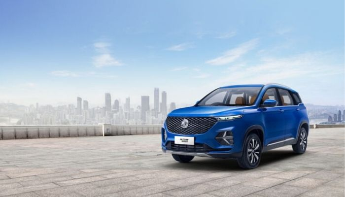 MG Hector Plus Launch India