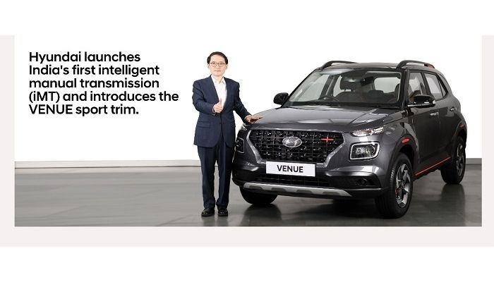 No Clutch Yet Gears! Hyundai Venue iMT Out At Rs 10 lakh
