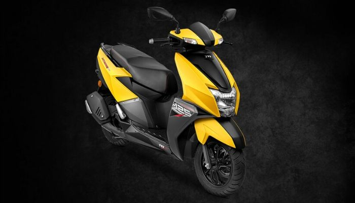 TVS Ntorq Best Scooters India 2020
