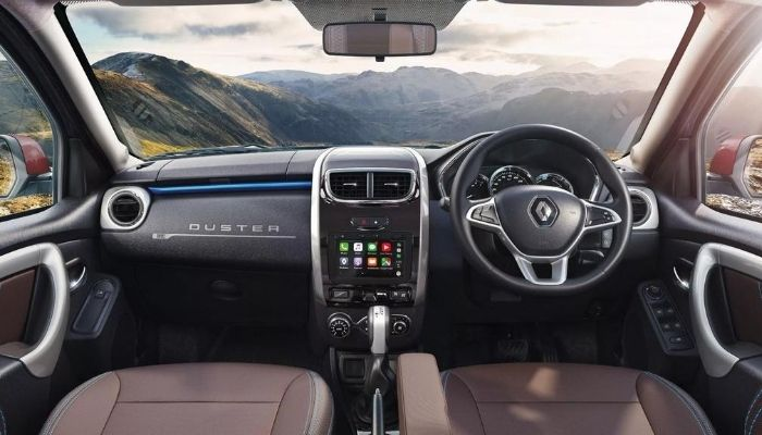 Renault Duster Features Prices