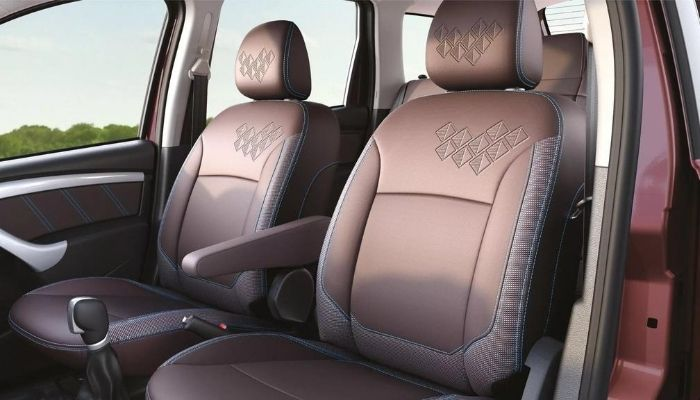 Renault Duster Interior Features