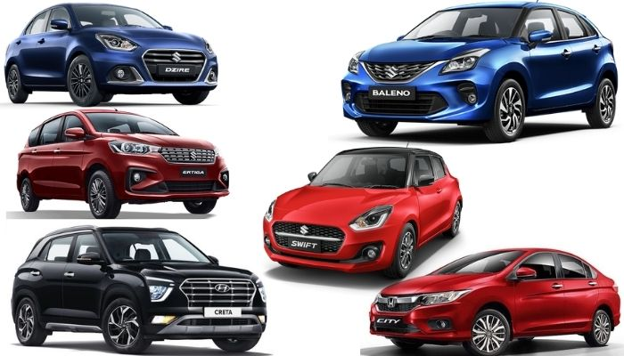10 best resale value cars in India