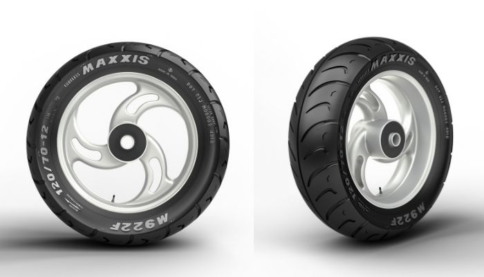 Maxxis m922f electric two-wheeler tyres launched in India