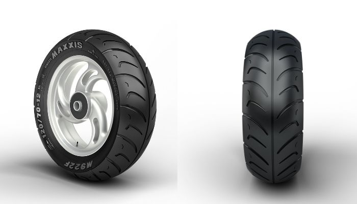 Maxxis m922f tyres for electric two-wheelers