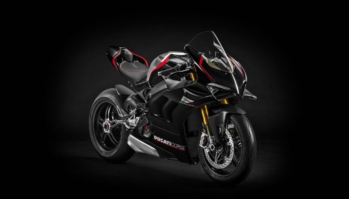 2021 Ducati Panigale V4 SP Unveiled