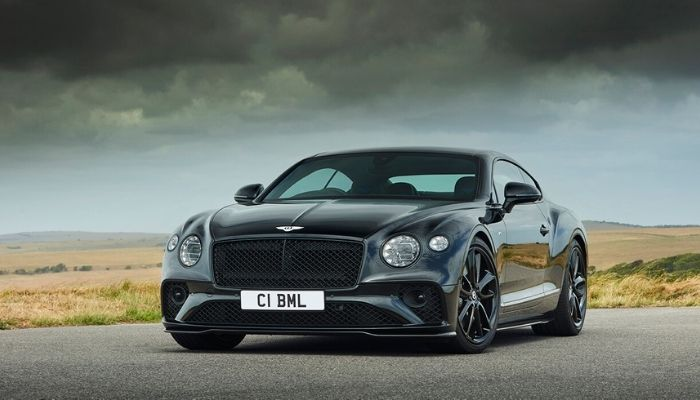 Bentley Continental Most Expensive Cars in India