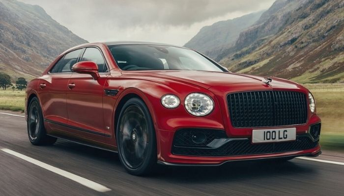 Bentley Flying Spur Most Expensive Cars in India