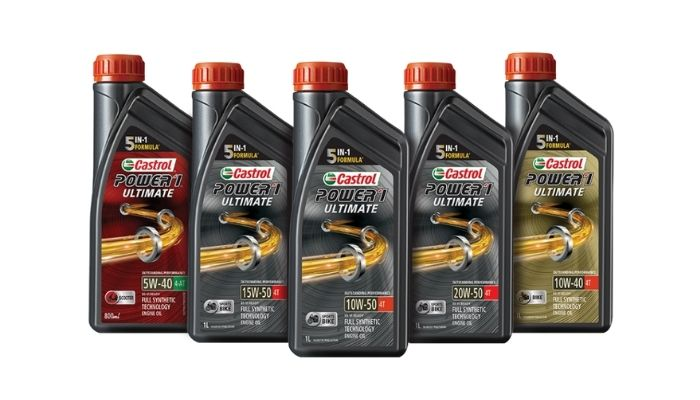 Castrol India Launches The All-New Castrol POWER1 ULTIMATE Motorcycle Engine Oil