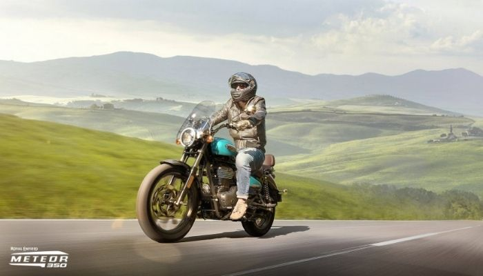 Royal Enfield Meteor 350 Engine Specifications