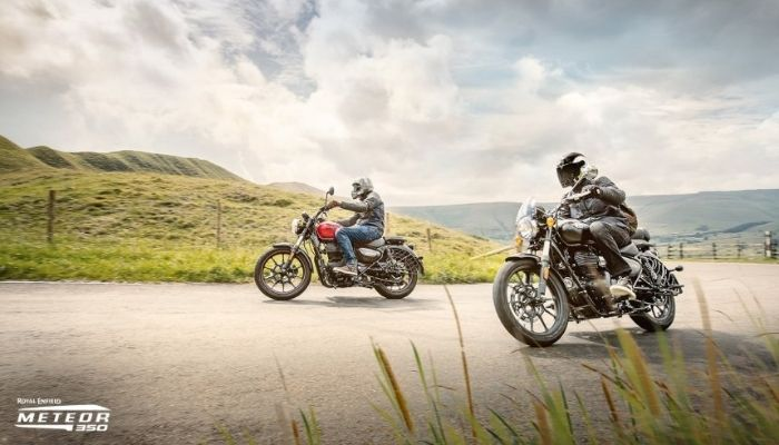Royal Enfield Meteor 350 Prices