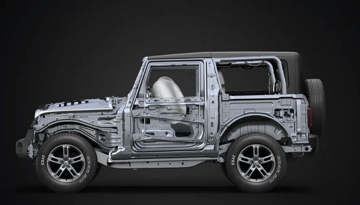 2021 Mahindra Thar Safety Features