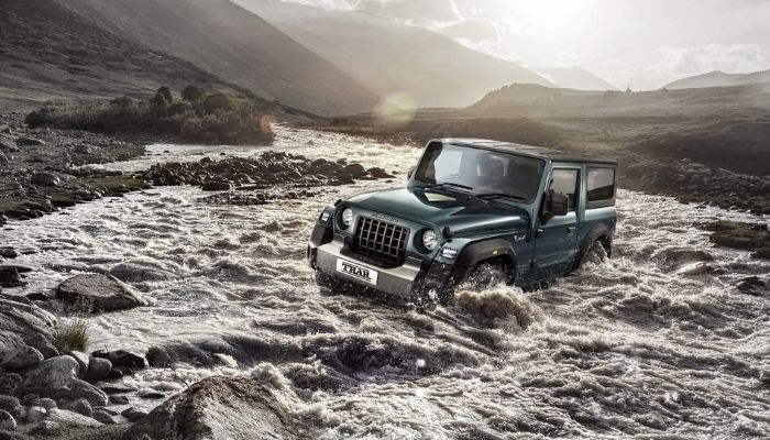 Mahindra Thar 2021 Engine and Specifications