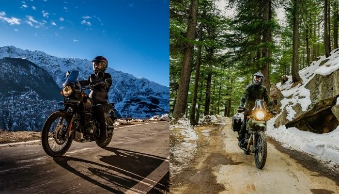 2021 Royal Enfield Himalayan On-Road Price Features