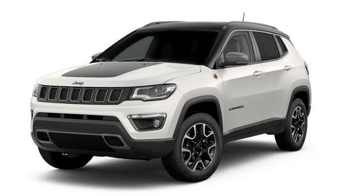 Jeep Compass Trailhawk Ground Clearance