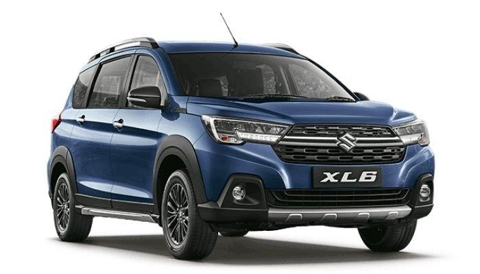 Maruti Suzuki XL6 Ground Clearance