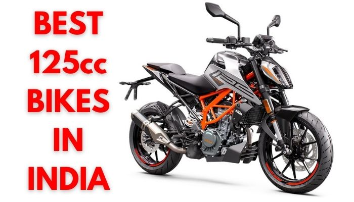 Best 125cc Motorcycles in India