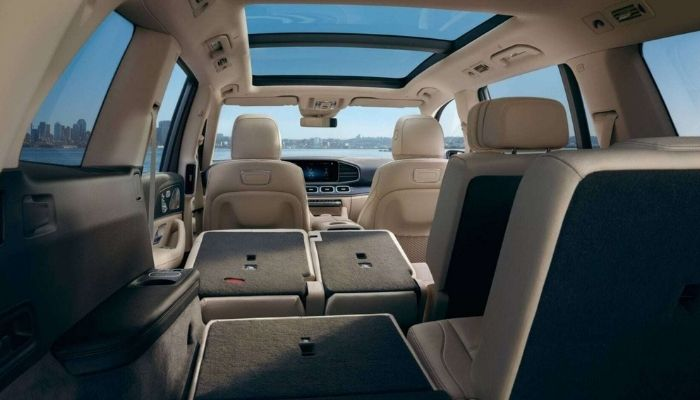 Mercedes Benz GLS Interior