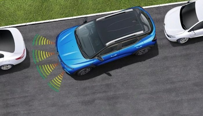 Renault Kiger Safety Features