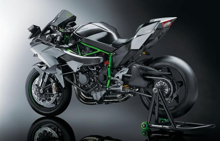 2021 Kawasaki Ninja H2R launched in India – key points to know