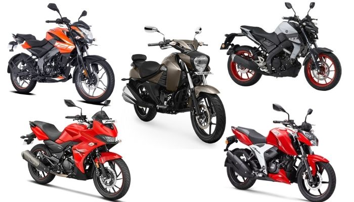 5 Best Bikes For College Students In India