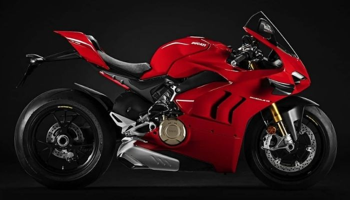 Ducati Panigale V4 S launched in India
