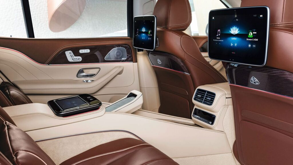 Mercedes Maybach GLS 600 Specification