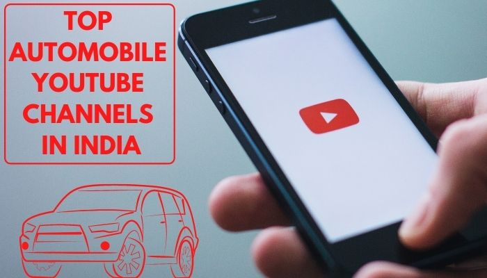 Top Automobile Youtube Channel in India