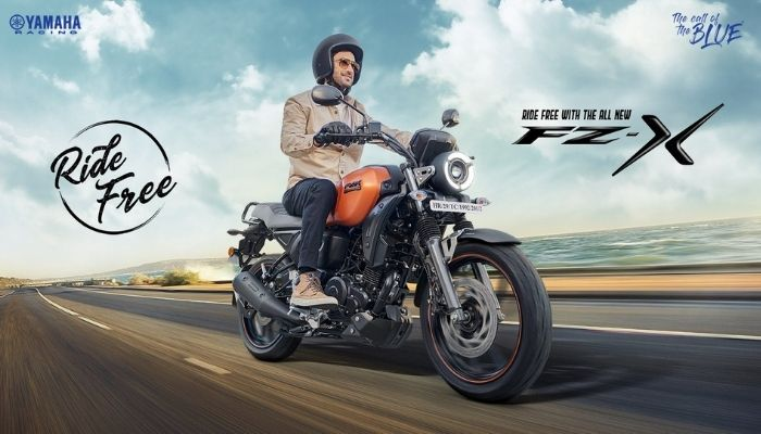 Yamaha FZ-X motorcycle launched in India