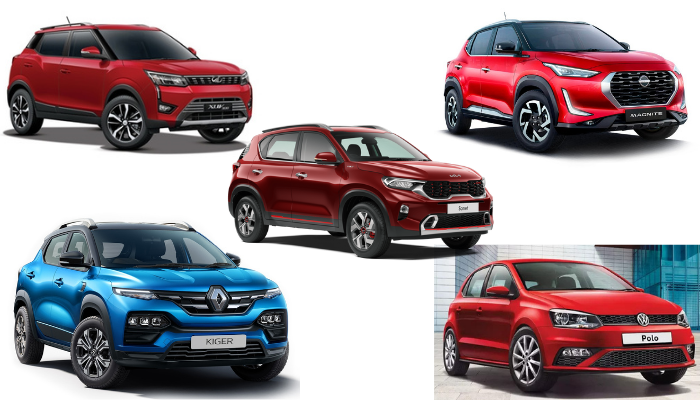 10 Most Affordable Turbo-Petrol Cars in India in 2021