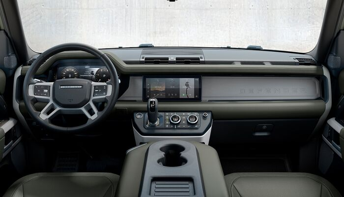 2021 Land Rover Defender 90 Engines and Transmissions