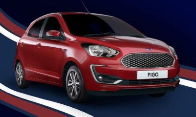 Ford Figo Automatic Launched in India
