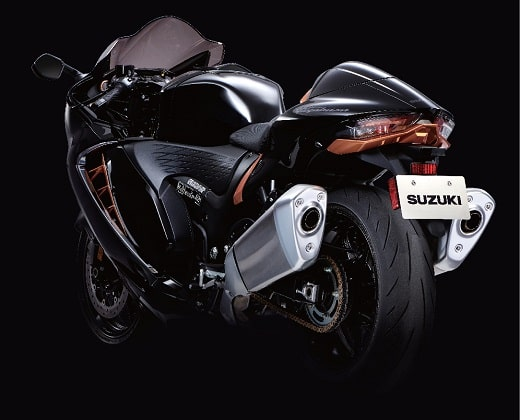 Interesting Facts You Must Know About The All New Suzuki Hayabusa