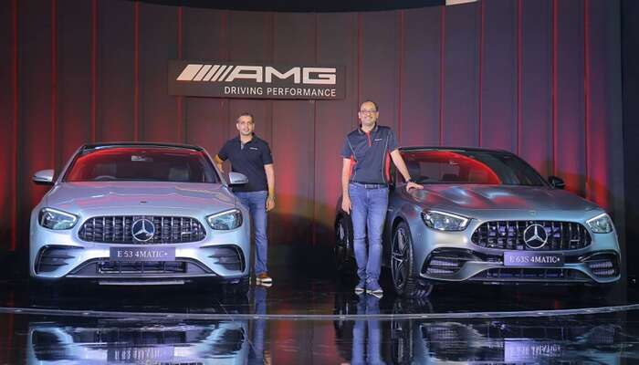 Mercedes AMG E53 and E63 S Arrive in India