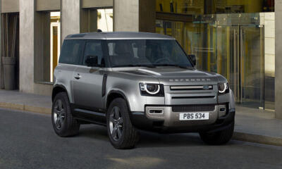 Updated three-door Land Rover Defender 90 launched in India