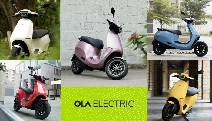 Ola S1 and S1 Pro Electric Scooters Launched in India
