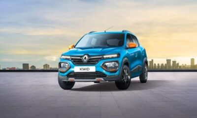 2021 Renault Kwid Launched in India