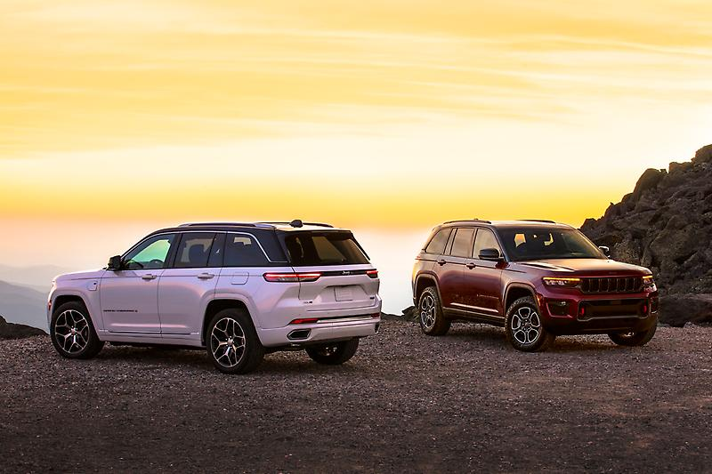 2022 Jeep Grand Cherokee Unveiled